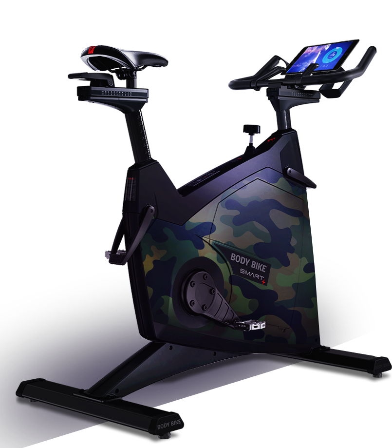 Camouflage Limited Edition SMART+ - BODY BIKE SMART+