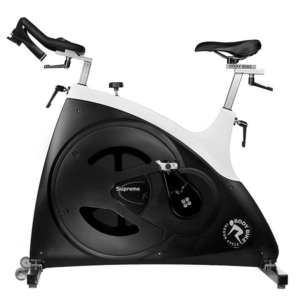White Body Bike Supreme Indoorcycles