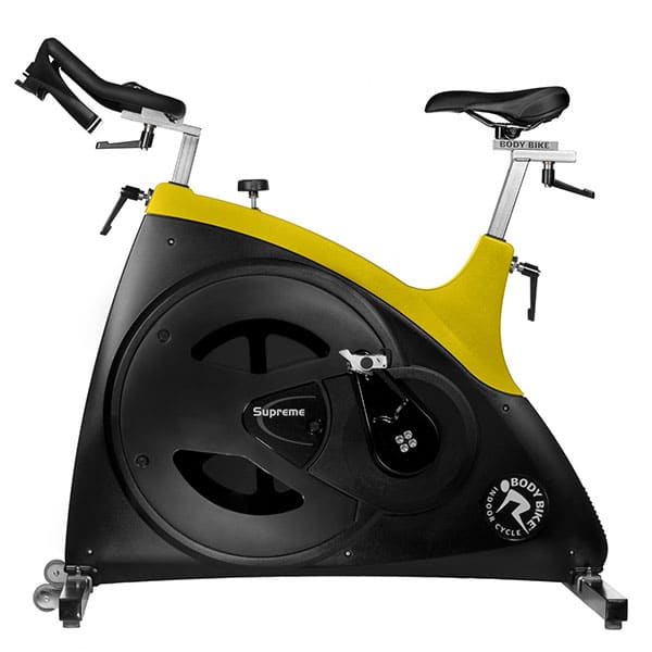 Yellow Body Bike Supreme Indoorcycles